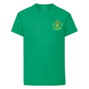 St Mary's Charminster PE T Shirt