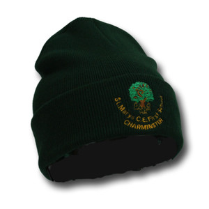 St Mary's Charminster Beanie Hat